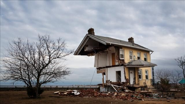 News video: One Year After Sandy, Returning to Union Beach